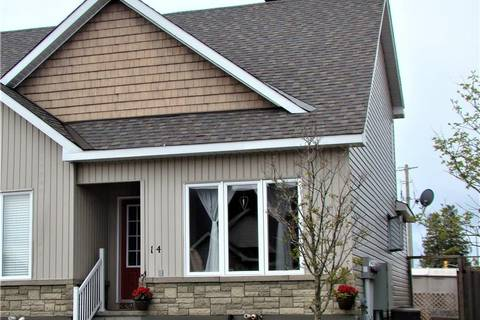 Townhouse for sale at 14 Spicer St Carleton Place Ontario - MLS: 1151948