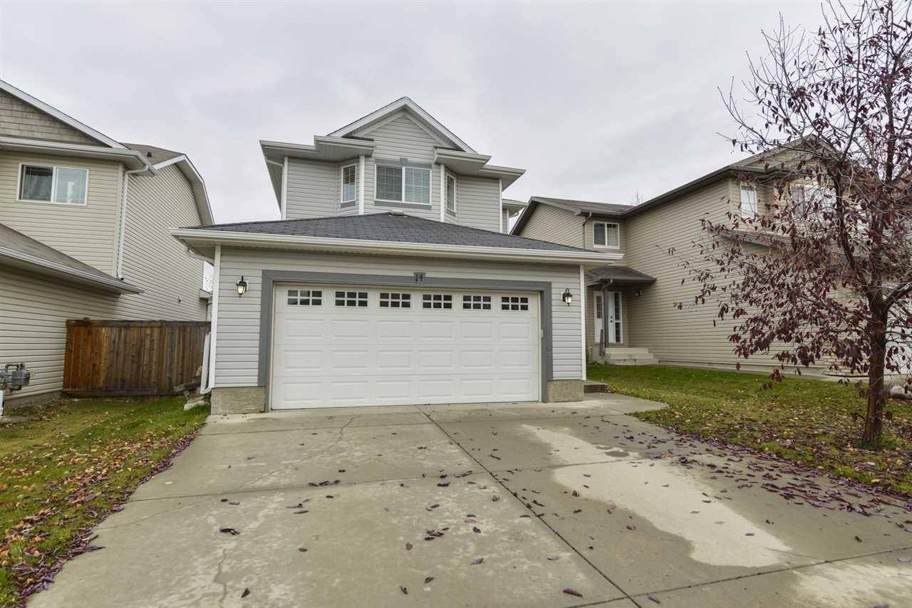 House for sale at 14 Spring Grove Cres Spruce Grove Alberta - MLS: E4177834