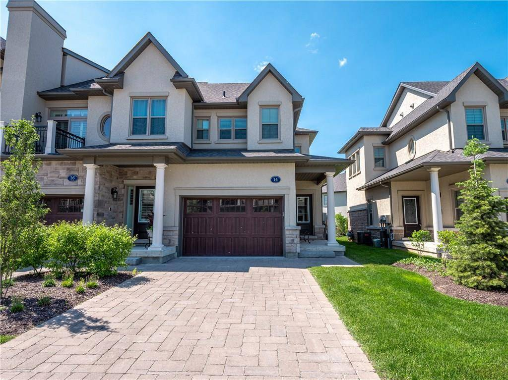 Townhouse for sale at 14 St Andrews Ln South Niagara-on-the-lake Ontario - MLS: 30773890