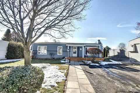 House for sale at 14 Steelhead Ln Clarington Ontario - MLS: E4684211
