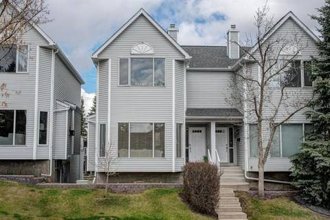 Townhouse for sale at 14 Stradwick Ri Southwest Calgary Alberta - MLS: C4242920