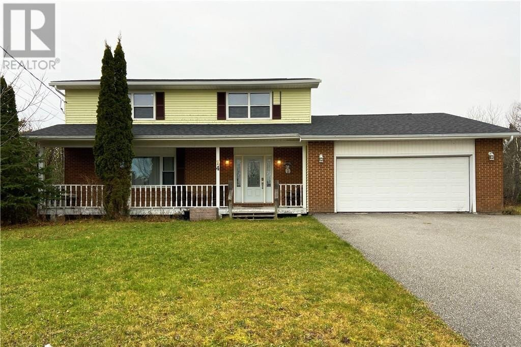 House for sale at 14 Sylvia Ave Quispamsis New Brunswick - MLS: NB051716