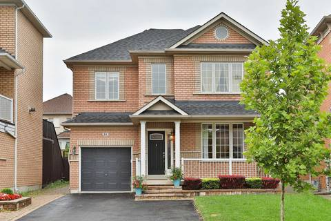 House for sale at 14 Tacc Tr Vaughan Ontario - MLS: N4557598