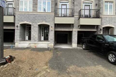 Townhouse for rent at 14 Thomas Foster St Markham Ontario - MLS: N4783174