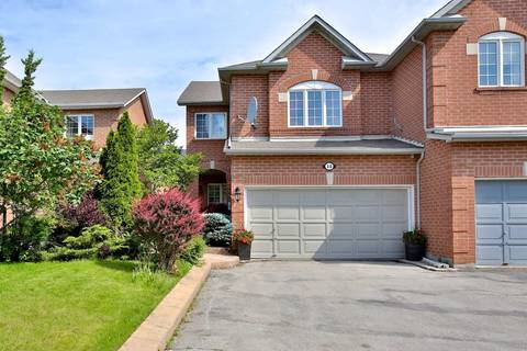 Townhouse for sale at 14 Thornbush Ct Richmond Hill Ontario - MLS: N4491925