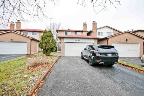 Home for sale at 14 Tiffany Cres Markham Ontario - MLS: N5001337