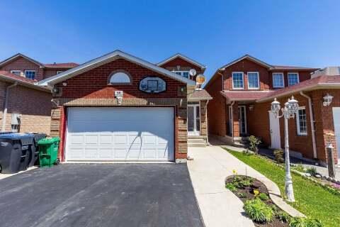 House for sale at 14 Tumbleweed Tr Brampton Ontario - MLS: W4767370