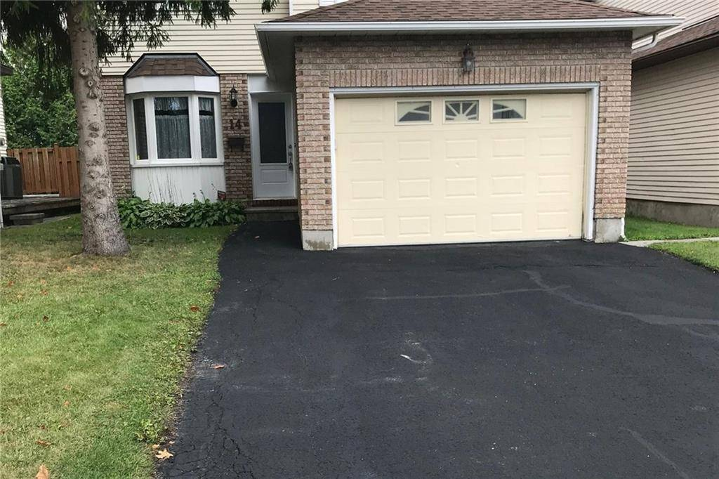 House for sale at 14 Tyrrell Pl Nepean Ontario - MLS: 1166477
