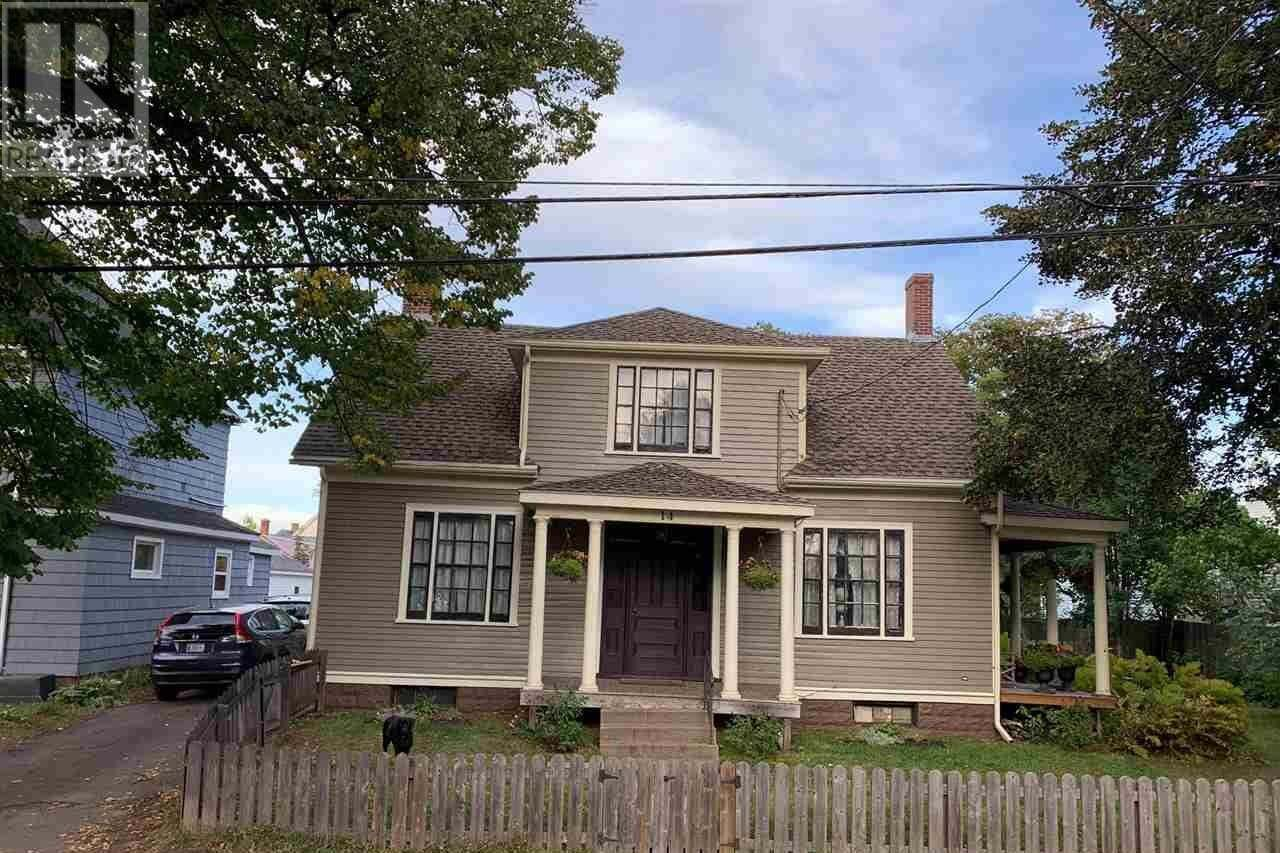 House for sale at 14 Upper Prince St Charlottetown Prince Edward Island - MLS: 202021092