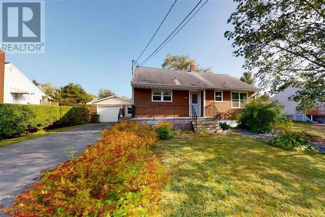 House for sale at 14 Virginia Ave Woodlawn Nova Scotia - MLS: 202019193