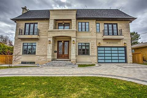 House for sale at 14 Vistaview Blvd Vaughan Ontario - MLS: N4745497