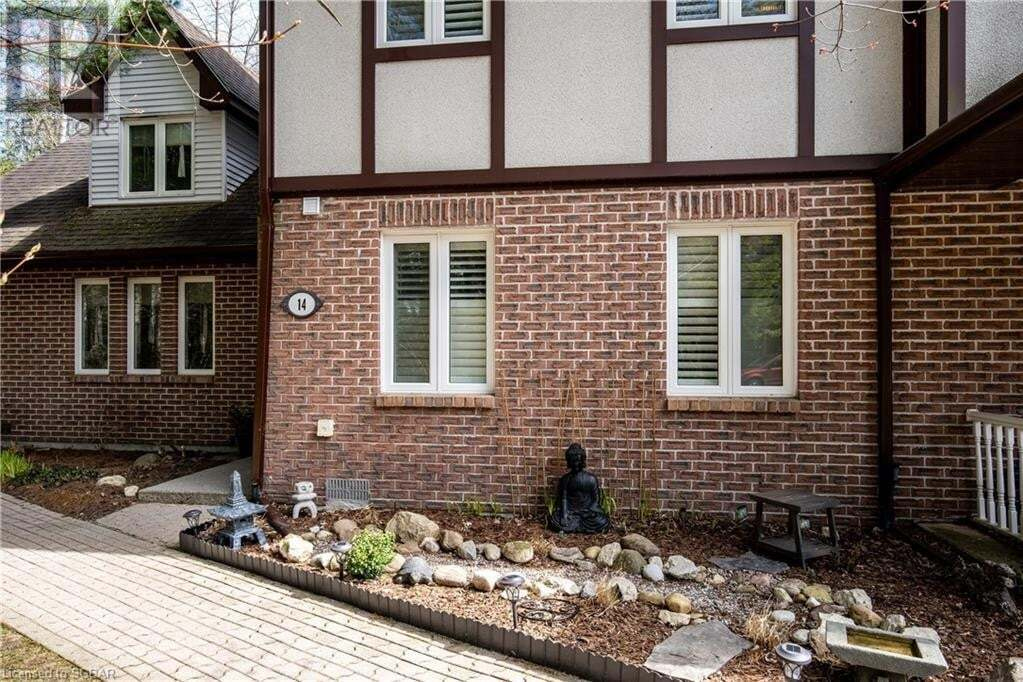 Townhouse for sale at 14 Wasaga Woods Circ Wasaga Beach Ontario - MLS: 260604