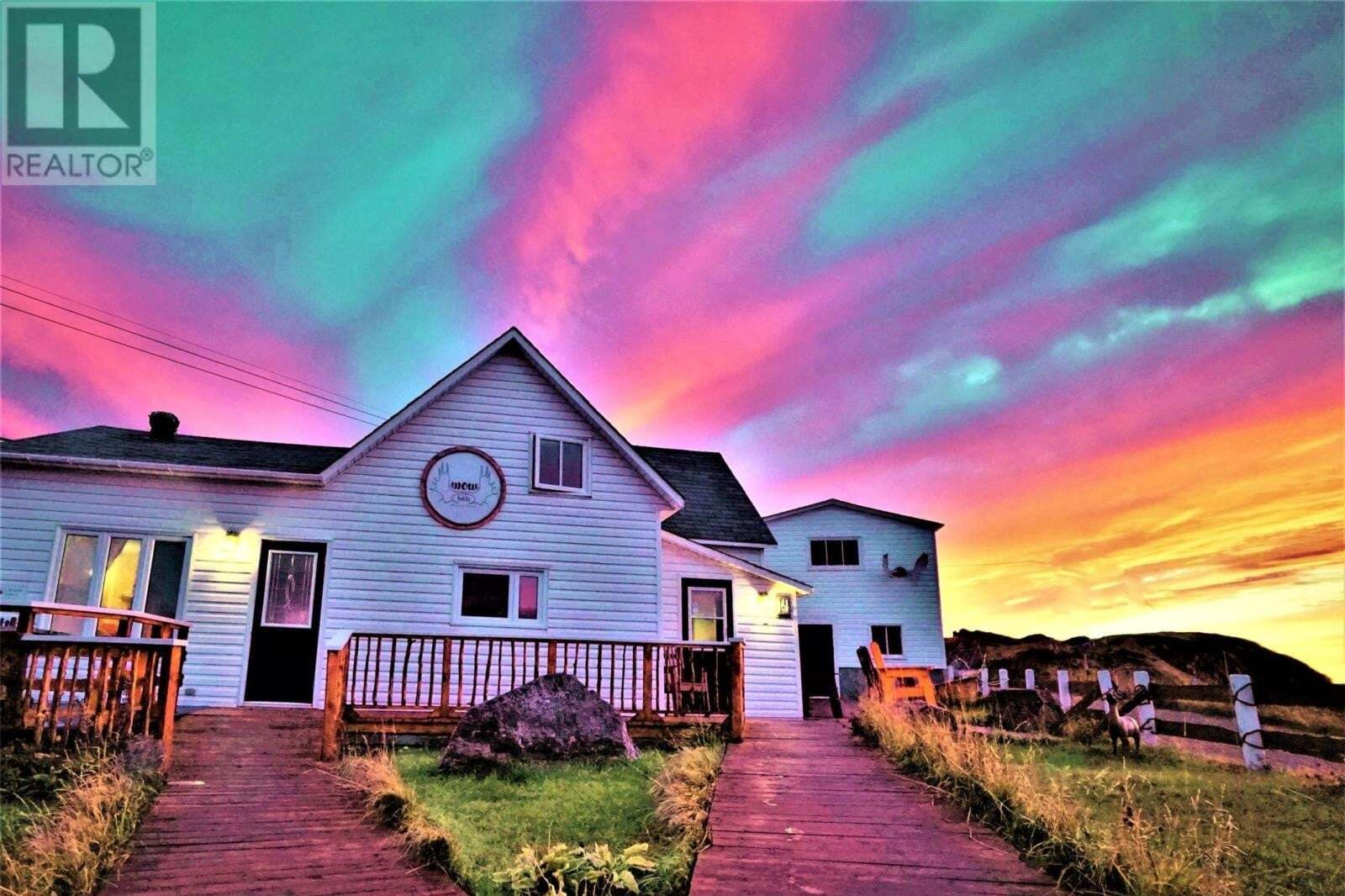 House for sale at 14 Water St Twillingate Newfoundland - MLS: 1212022