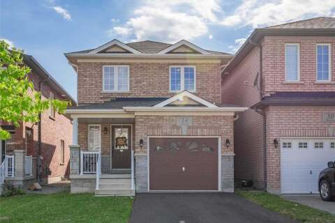 House for sale at 14 Webb St Bradford West Gwillimbury Ontario - MLS: N4814920