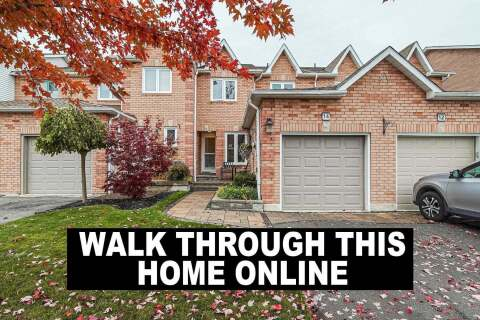 Townhouse for sale at 14 Weekes Dr Ajax Ontario - MLS: E4962163