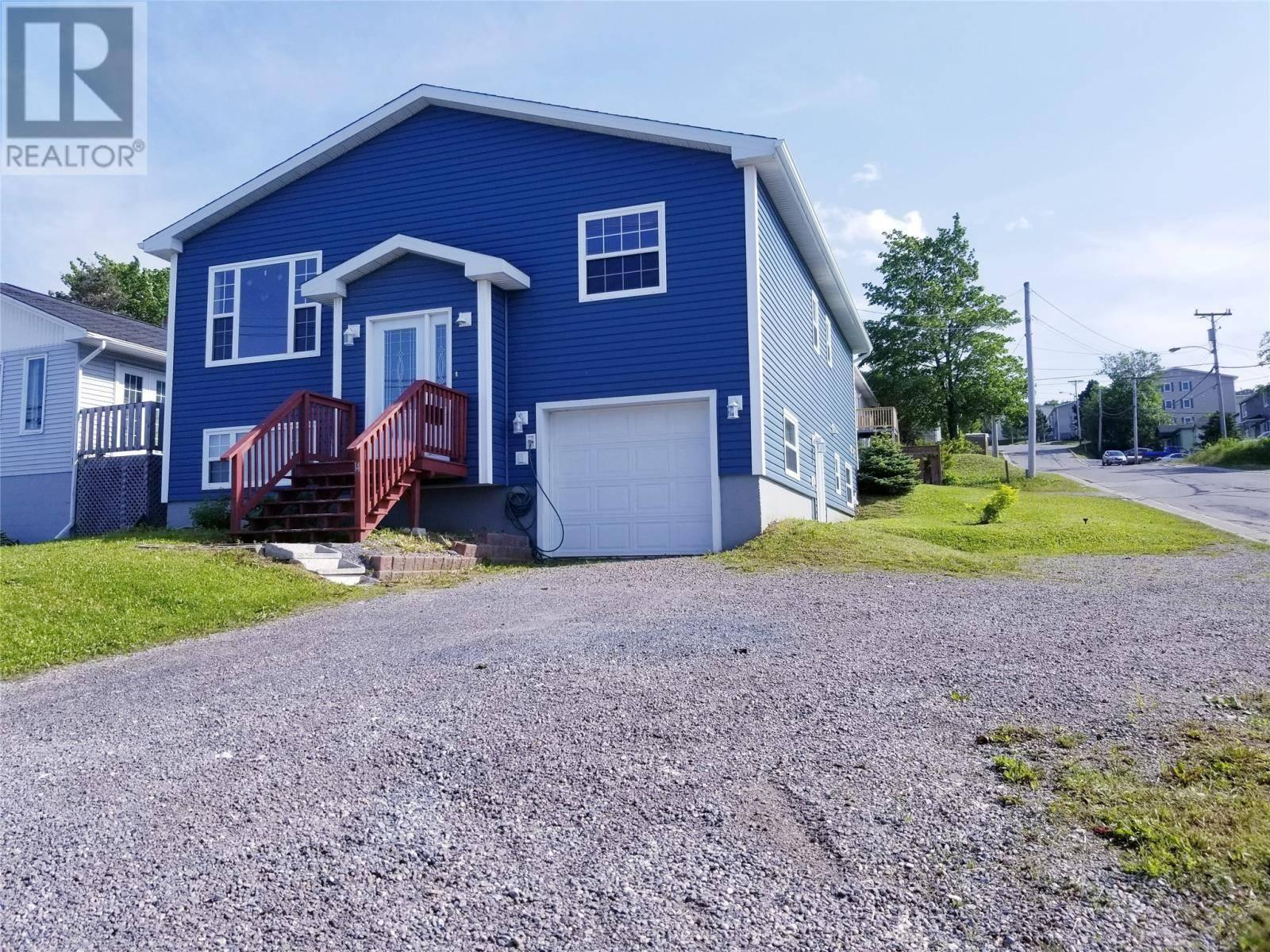 House for sale at 14 Westmount Rd Corner Brook Newfoundland - MLS: 1199648