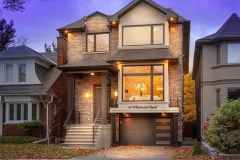 14 Whitewood Road, Toronto   Image 1