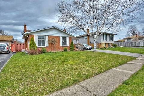 House for sale at 14 Wychwood Rd Welland Ontario - MLS: 30729394