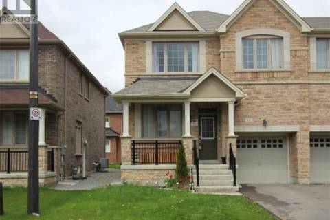 Townhouse for sale at 14 Yellowknife Rd Brampton Ontario - MLS: 30734515