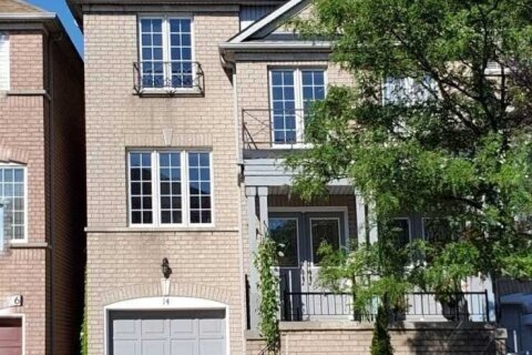 Townhouse for rent at 14 Yellowood (ground) Circ Vaughan Ontario - MLS: N5001783