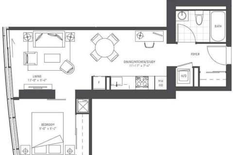 Apartment for rent at 14 York St Toronto Ontario - MLS: C4920528