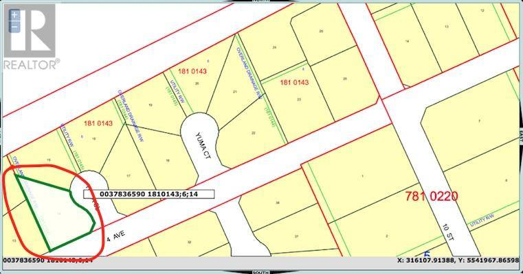 Residential property for sale at 14 Yuma Cs Dunmore Alberta - MLS: mh0165650
