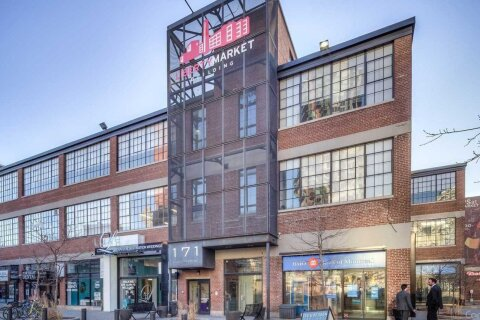 Commercial property for lease at 171 East Liberty St Apartment 140 Toronto Ontario - MLS: C4991685