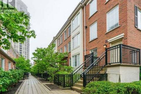 Townhouse for sale at 3 Everson Dr Unit 140 Toronto Ontario - MLS: C4489994