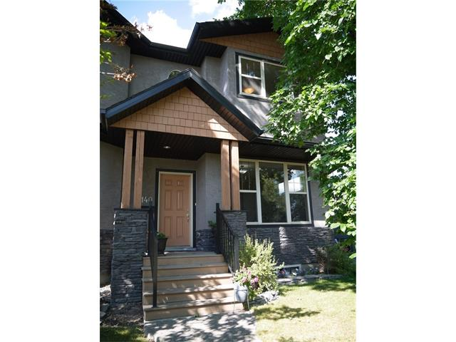 Sold: 140 41 Avenue Northwest, Calgary, AB