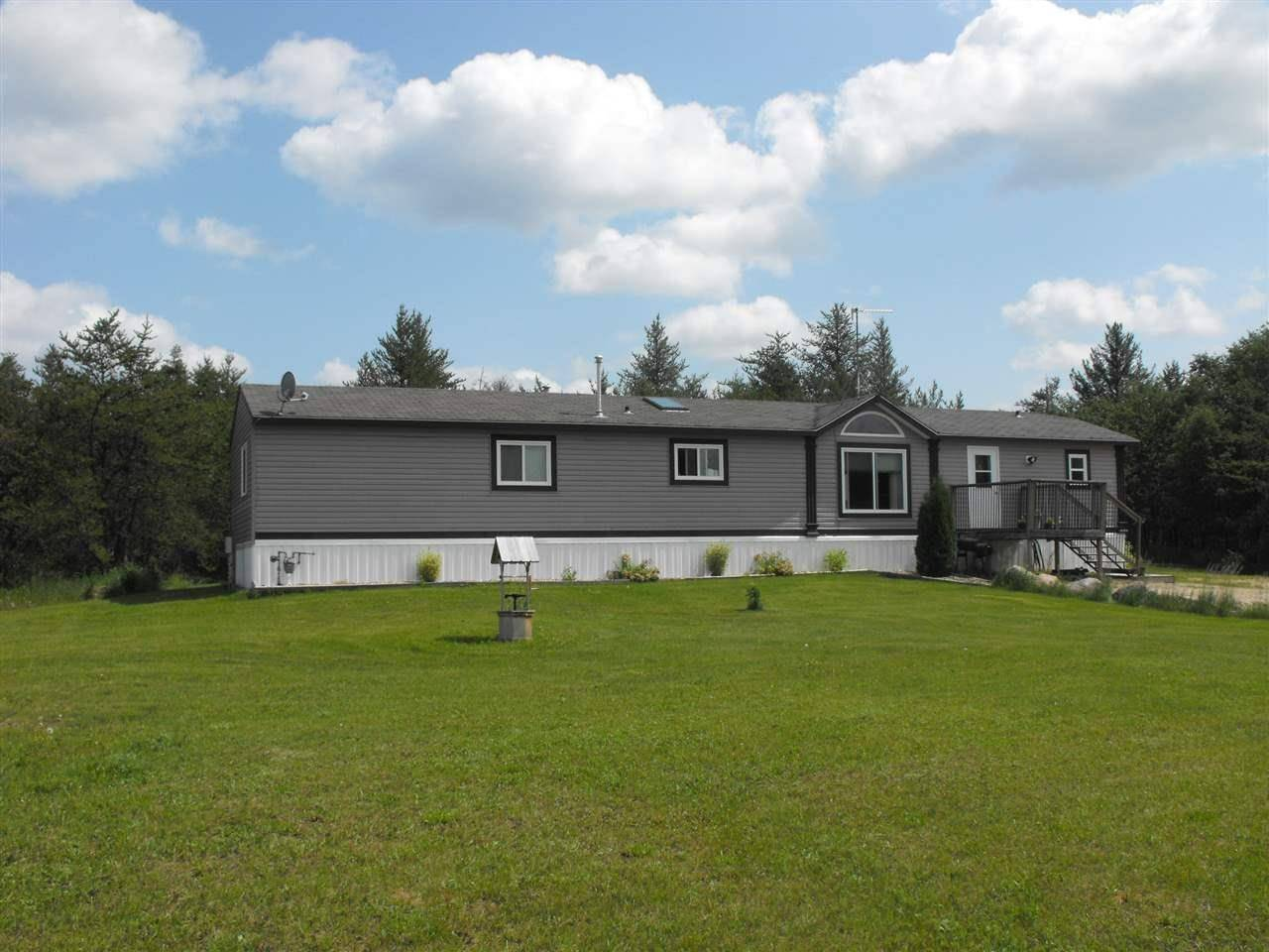 Home for sale at 56514 Rr 60 Rd Unit 140 Rural St. Paul County Alberta - MLS: E4187455