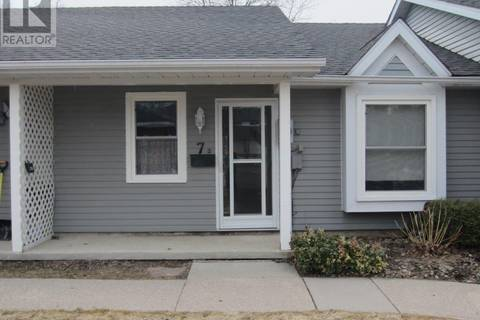 Townhouse for rent at 7 Albert St Unit 140 Collingwood Ontario - MLS: 186288