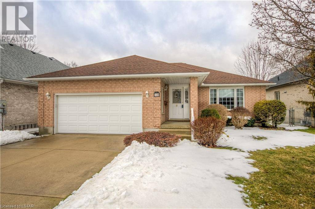 House for sale at 140 Abagail St Strathroy Ontario - MLS: 244458