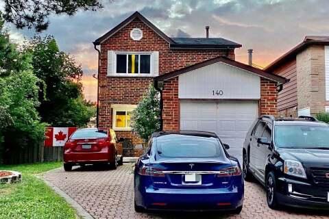 House for sale at 140 Andrea Ln Vaughan Ontario - MLS: N4858594