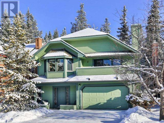 House for sale at 140 Benchlands Te Canmore Alberta - MLS: 51507