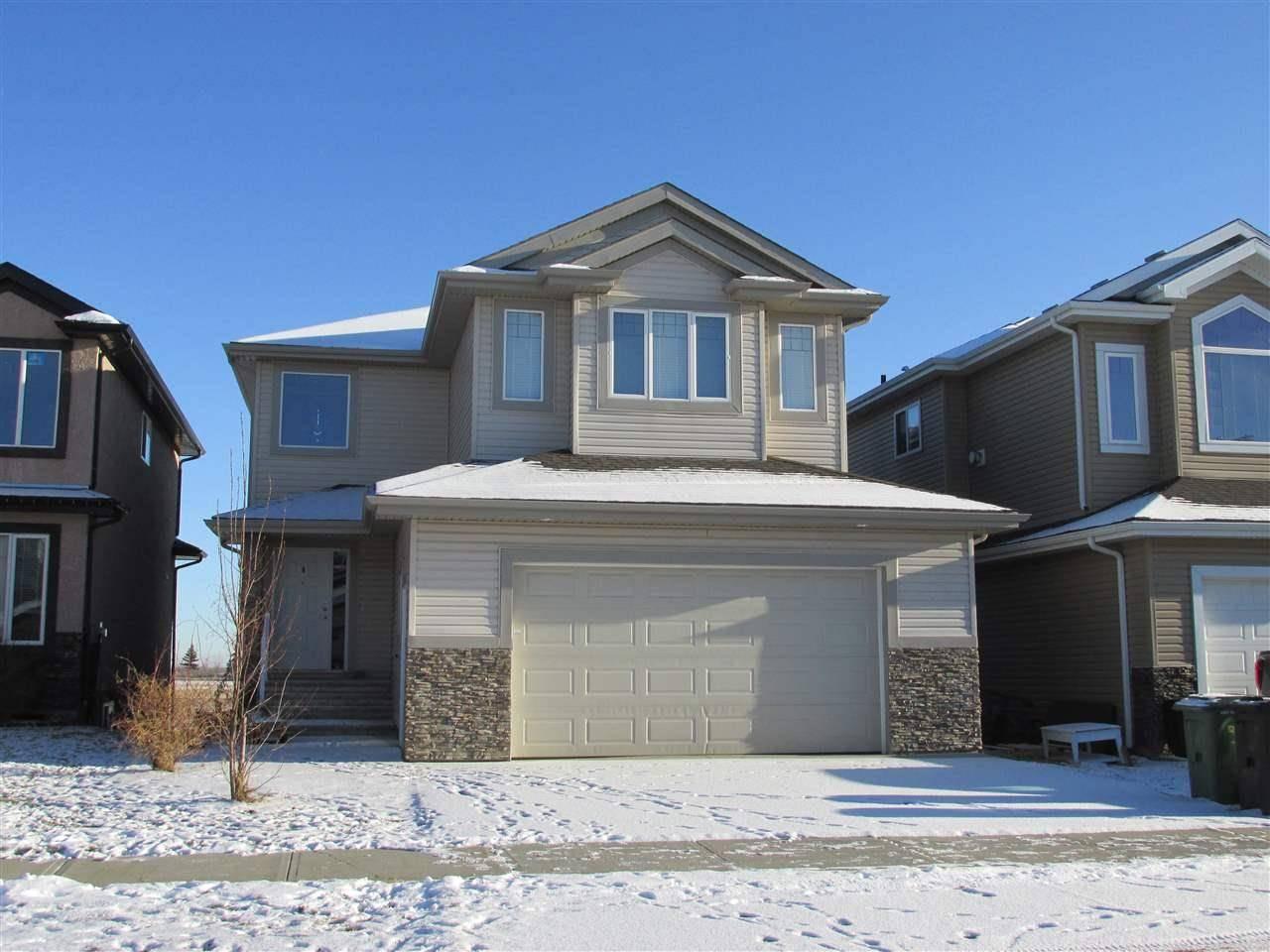 House for sale at 140 Bremner Cres Fort Saskatchewan Alberta - MLS: E4181324