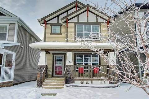 House for sale at 140 Copperpond Pr Southeast Calgary Alberta - MLS: C4280462