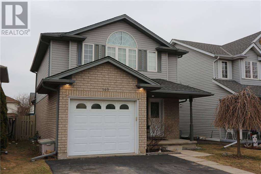 House for sale at 140 Crawford Cres Cambridge Ontario - MLS: 30800288