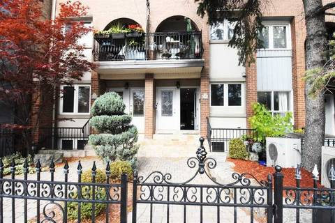 Townhouse for sale at 140 Dupont St Toronto Ontario - MLS: C4630755