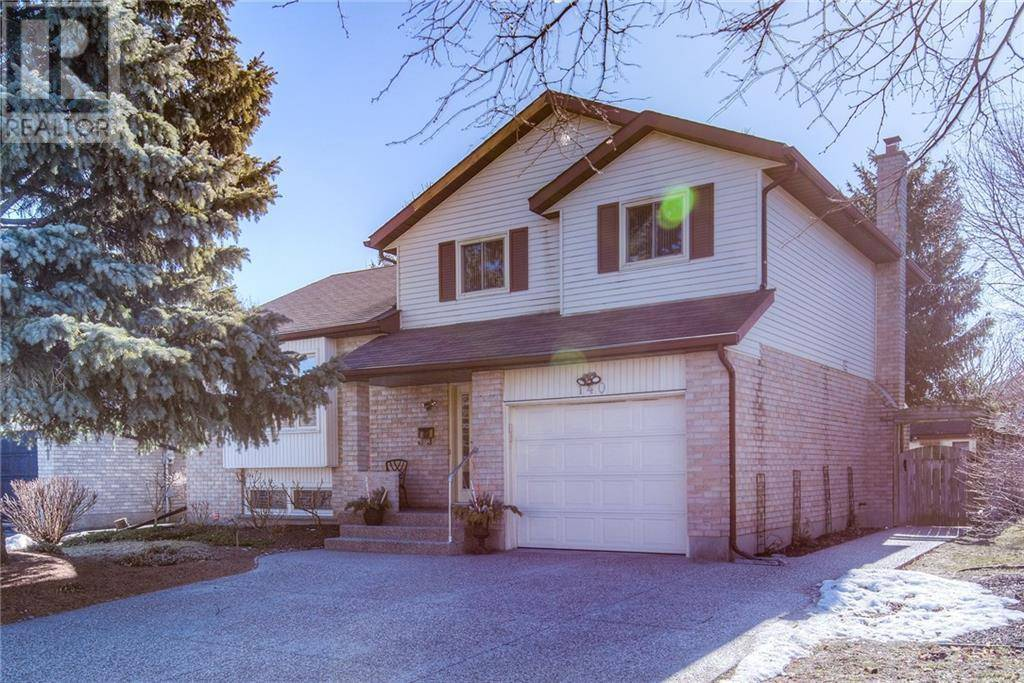 House for sale at 140 Erinbrook Dr Kitchener Ontario - MLS: 30797672