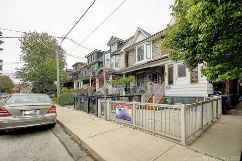 Townhouse for sale at 140 Essex St Toronto Ontario - MLS: W4463680