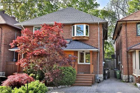 Townhouse for sale at 140 Fairlawn Ave Toronto Ontario - MLS: C4482883