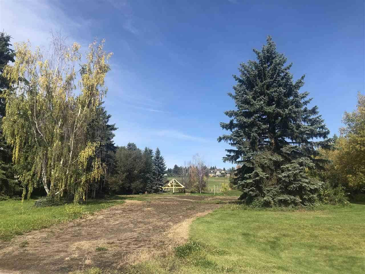 Residential property for sale at 140 Fernwood Cres Rural Sturgeon County Alberta - MLS: E4173564