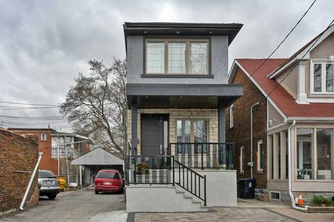 House for sale at 140 Gowan Ave Toronto Ontario - MLS: E4445753