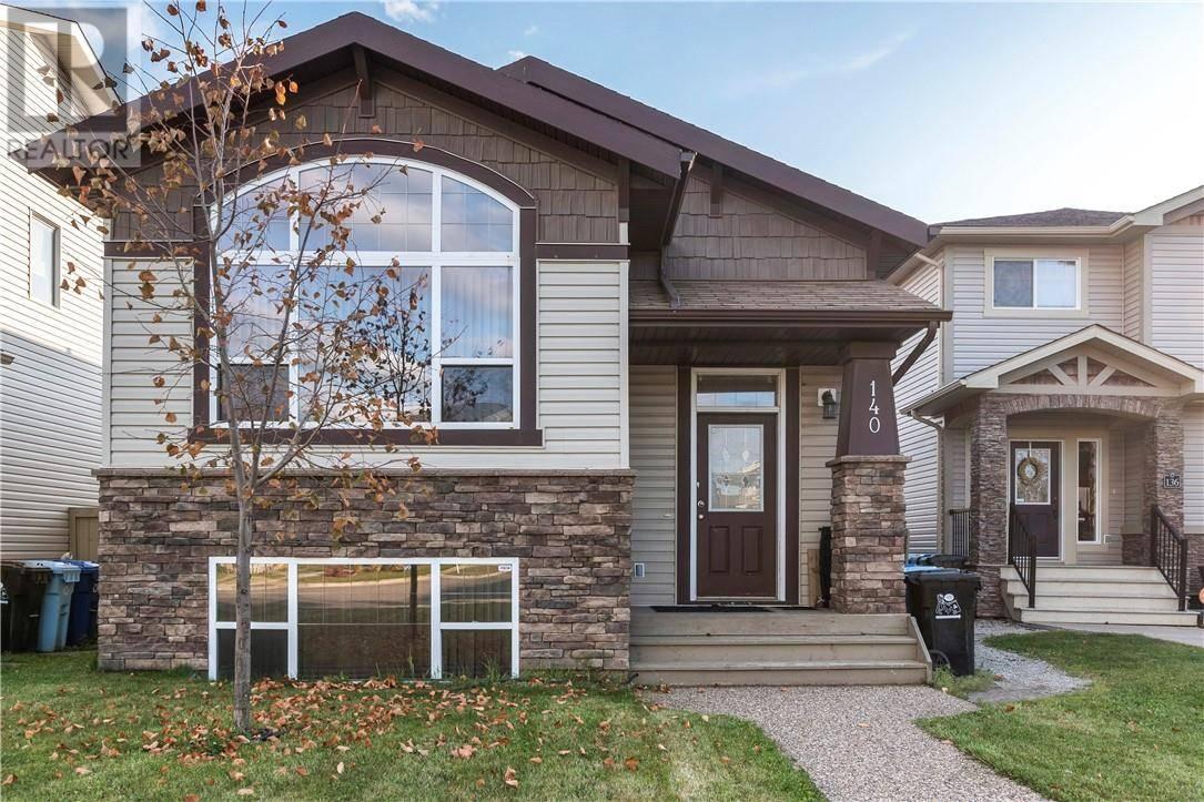 House for sale at 140 Grosbeak Wy Fort Mcmurray Alberta - MLS: fm0180700
