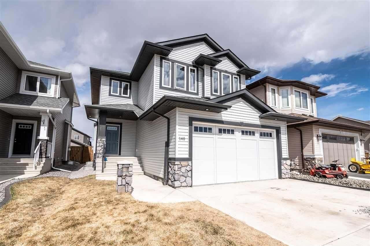 House for sale at 140 Henderson Li Spruce Grove Alberta - MLS: E4188784