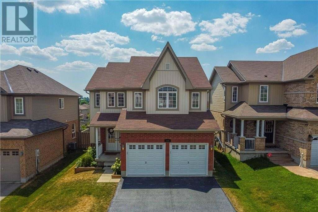 House for sale at 140 Hilltop Dr Ayr Ontario - MLS: 30820286