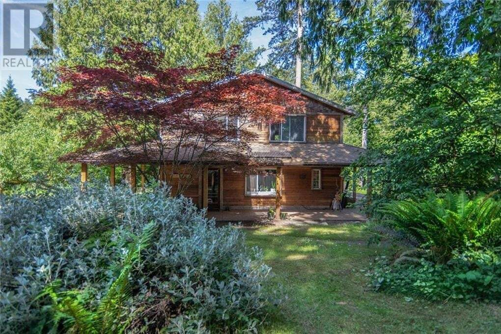 House for sale at 140 Hilltop Rd Salt Spring Island British Columbia - MLS: 426682