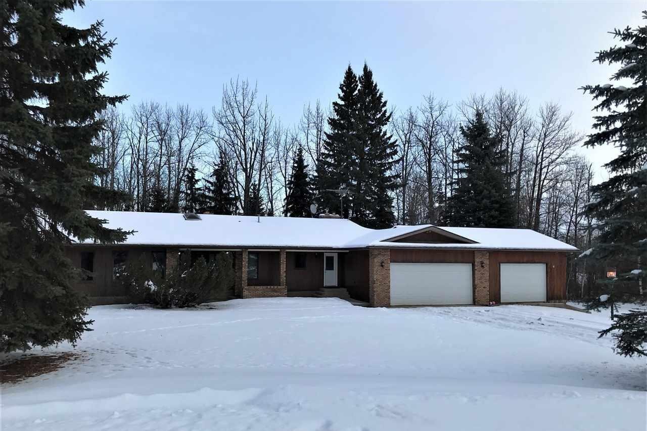House for sale at 140 Lac Ste. Anne Tr Rural Sturgeon County Alberta - MLS: E4218317