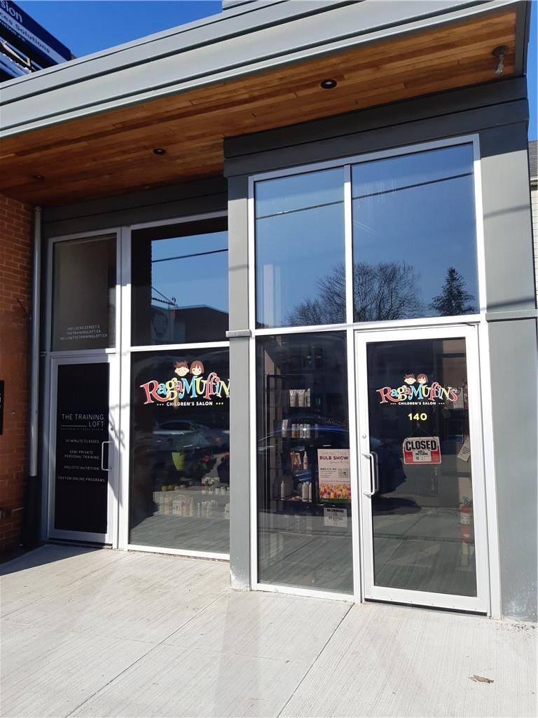 Commercial property for sale at 140 Locke St S Hamilton Ontario - MLS: H4074215