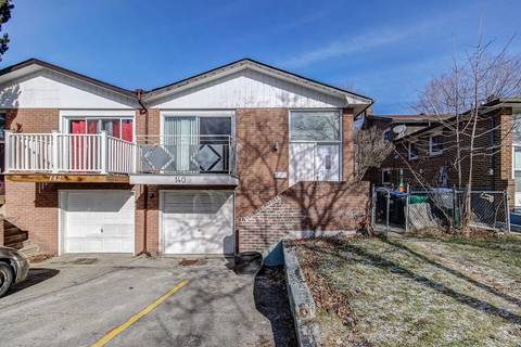Townhouse for sale at 140 Mill St Brampton Ontario - MLS: W4671068